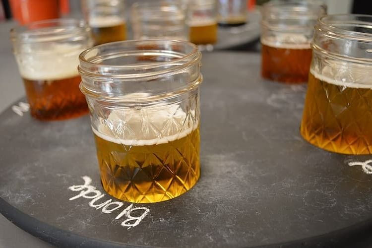 Scottsdale Blonde at Huss Brewery