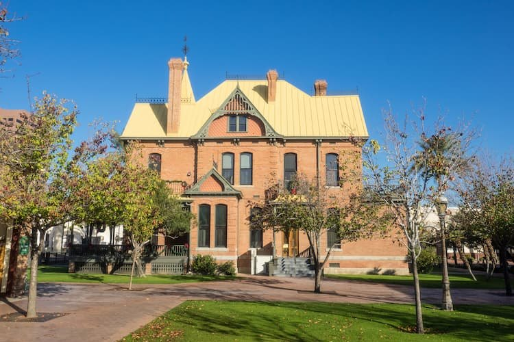 Rosson House Museum in Phoenix