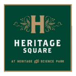 Heritage Square logo
