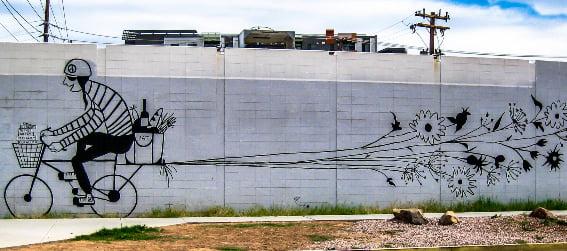 roosevelt row art mural in phoenix